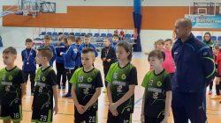 Orliki Tura grały w turnieju halowym Kasztelania Cup w Brudzewie