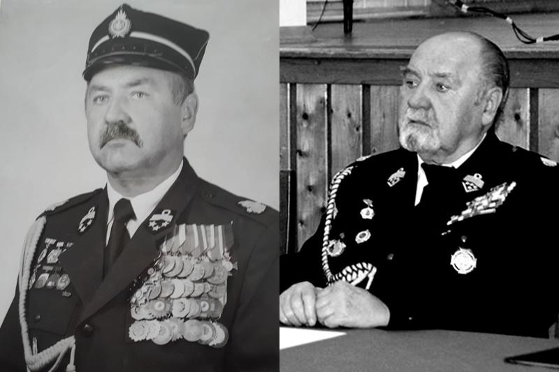Odszedł druh Janusz Wojciechowski