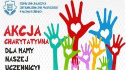 Akcja charytatywna ZSR w Kaczkach Średnich
