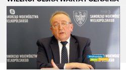 Wicemarszałek Wojciech Jankowiak