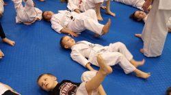Karatecy ze Strikera przystąpili do egzaminu na pasy