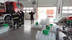 Środki ochrony dla jednostek ochrony przeciwpożarowej