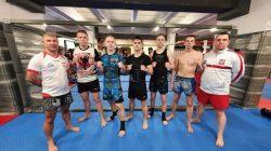Juniorzy Striker Turek na zgrupowaniu przed Mistrzostwami Polski w kickboxingu
