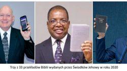 Świadkowie Jehowy w roku 2020 wydali Biblię w 33 nowych językach!
