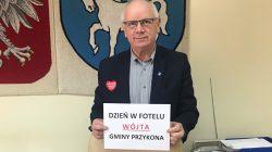 Mirosław Broniszewski: dzień w fotelu wójta Przykony dla WOŚP