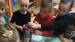 WOŚP w przedszkolu w Przykonie