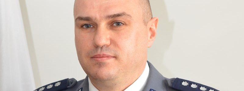 Roman Frątczak nowym I zastępcą Komendanta Powiatowego Policji w Turku