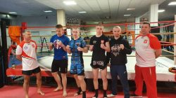 Striker na konsultacjach KN Polskiego Związku Kickboxingu