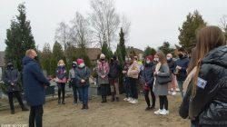 Dzień Pamięci Żołnierzy Wyklętych - lekcja historii na cmentarzu w Turku