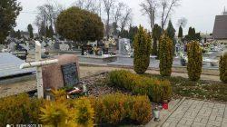 Grób żołnierzy wyklętych na turkowskim cmentarzu