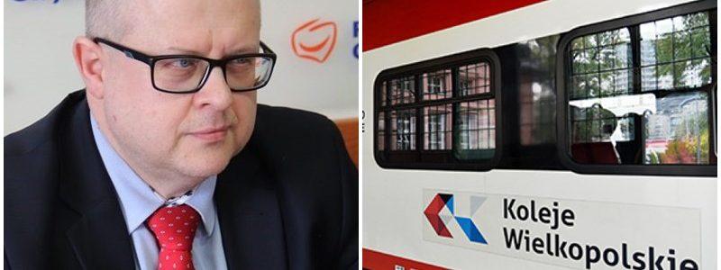 Dariusz Młynarczyk: Będzie wstępna dokumentacja na budowę kolei do Turku