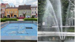 Fontanna 2021 / od lewej: Turek, Leszno