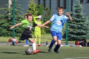 Fot.: Tomasz Gatka   Orliki E1: Tur Turek vs. Kasztelania Brudzew