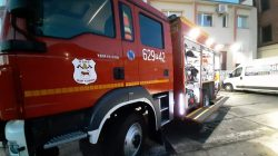 OSP Turek - wóz strażacki