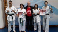KSiSW Turek. Kwalifikacja do Mistrzostw Europy Shinkyokushinkai Karate