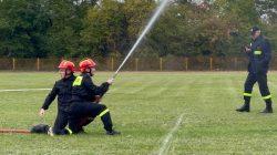 Nieoficjalne zawody sportowo-pożarnicze OSP z gm. Turek